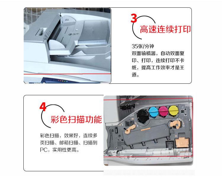 理光 MP4001黑白一体机功能介绍02
