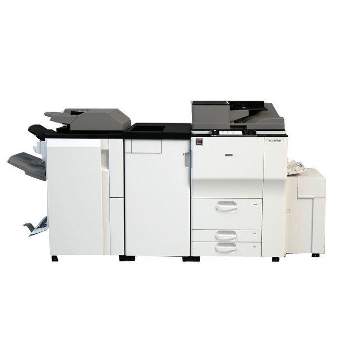 理光7002高端办公黑白激光打印机出租外观图3