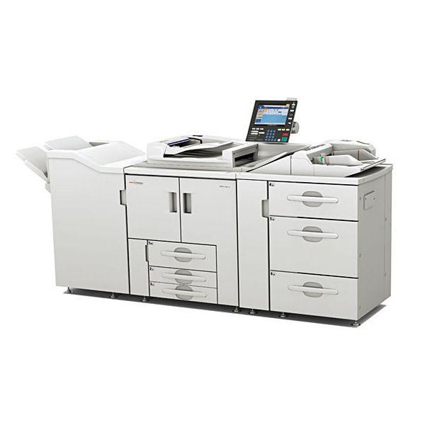 理光 1357 生产型黑白激光打印机出租外观2